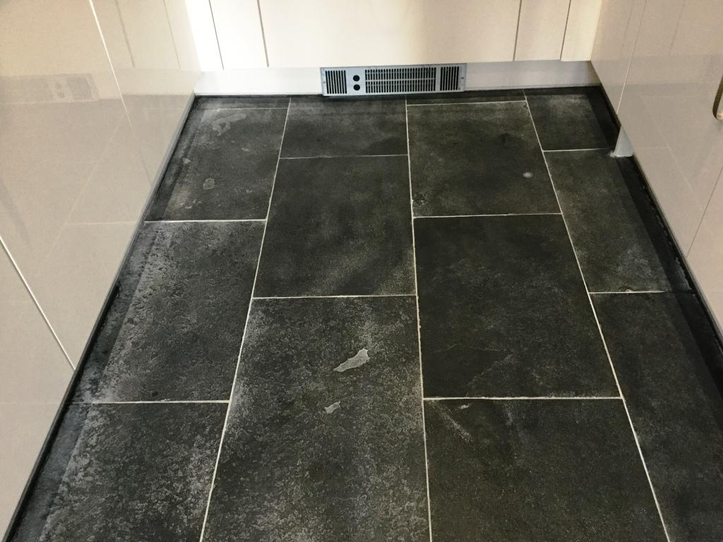 how to clean grout haze off porcelain tile