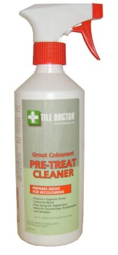 Grout Colourant Pre-Treat Cleaner