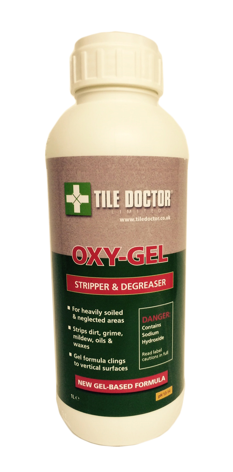 Tile Doctor Oxy-Gel Cleaner