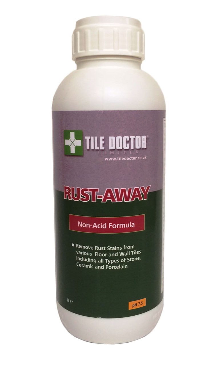 Tile Doctor Rust Away