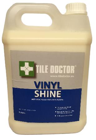Tile Doctor Vinyl Shine