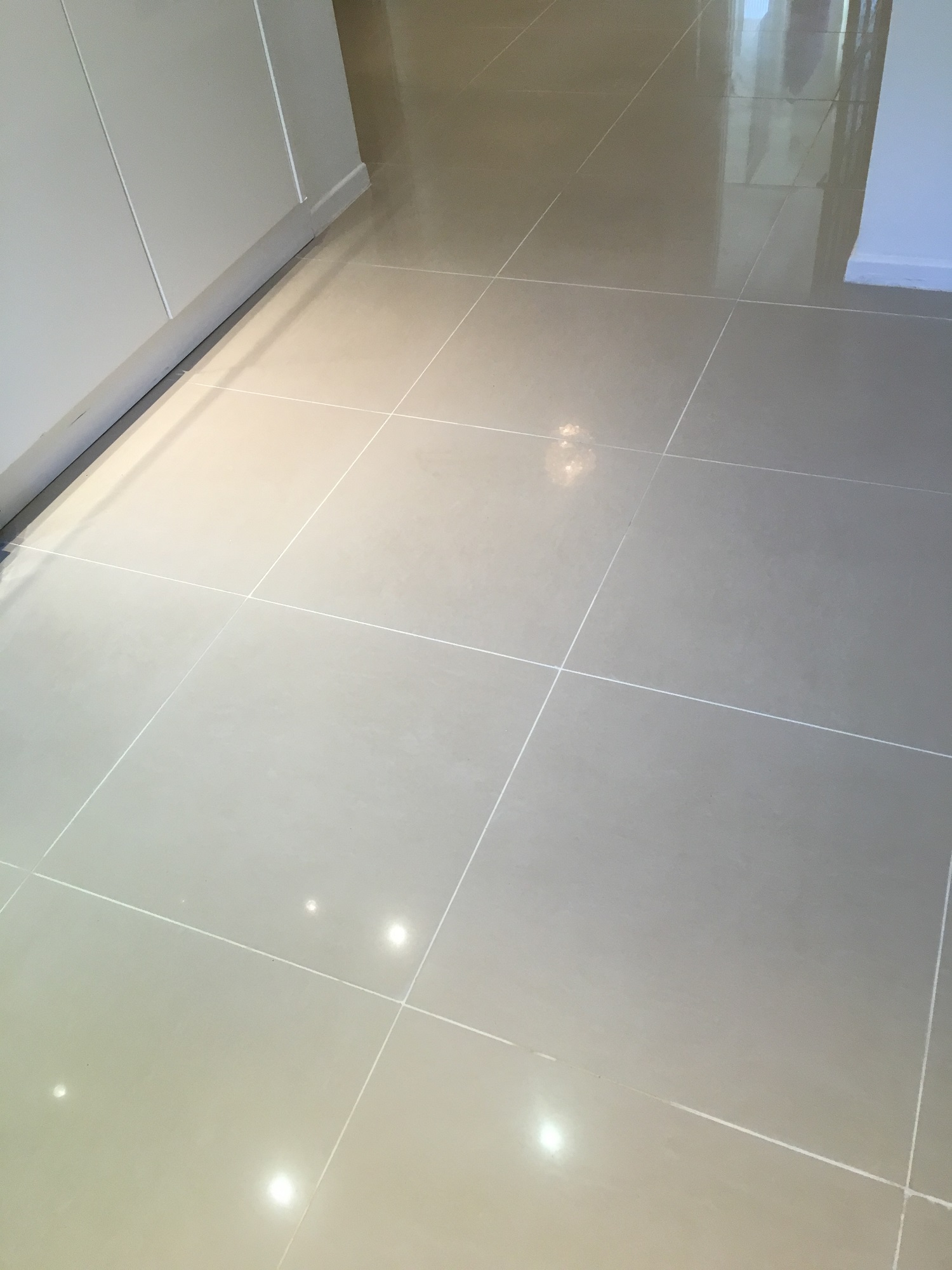 Floor Grout Replaced In Cobham Tile Cleaners Tile Cleaning