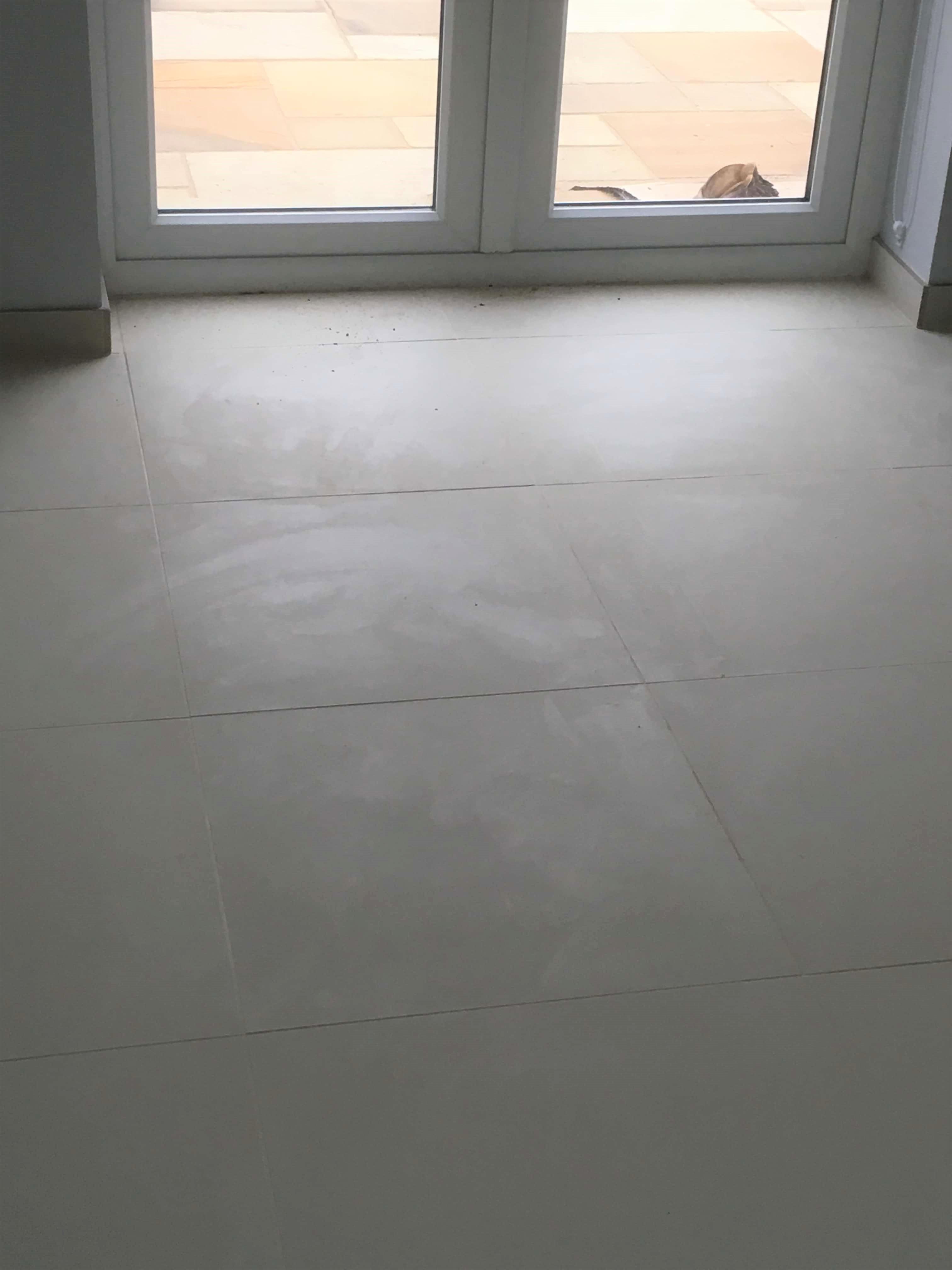 Epoxy Grout Removal Porcelain Tiles Banbury Tile